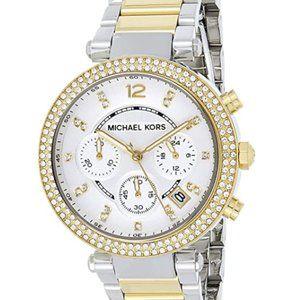 [Michael Kors] Parker Two-Tone Watch MK5626